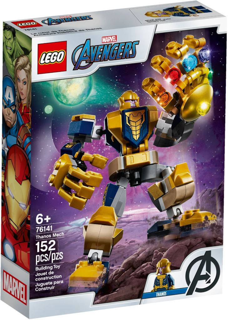 LEGO Marvel 76141 Thanos Mech 2