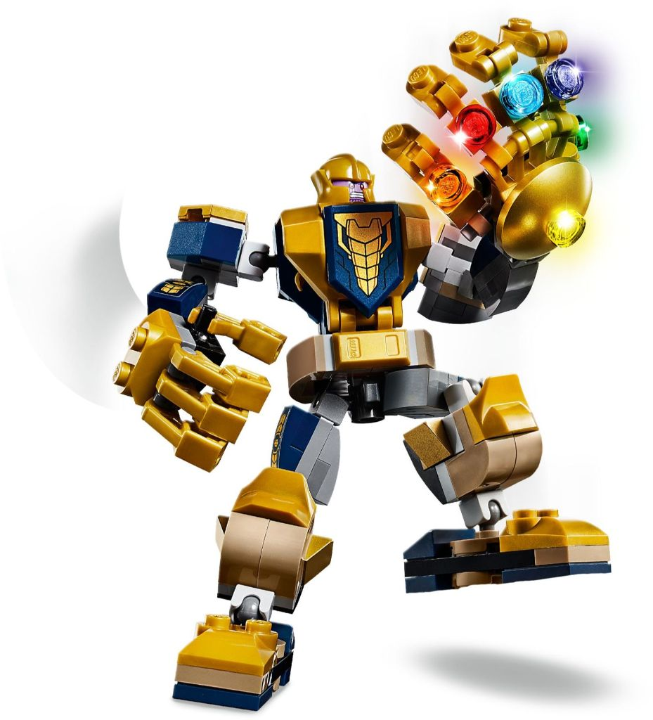 LEGO Marvel 76141 Thanos Mech 3
