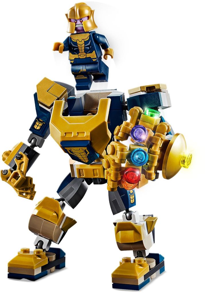 LEGO Marvel 76141 Thanos Mech 4