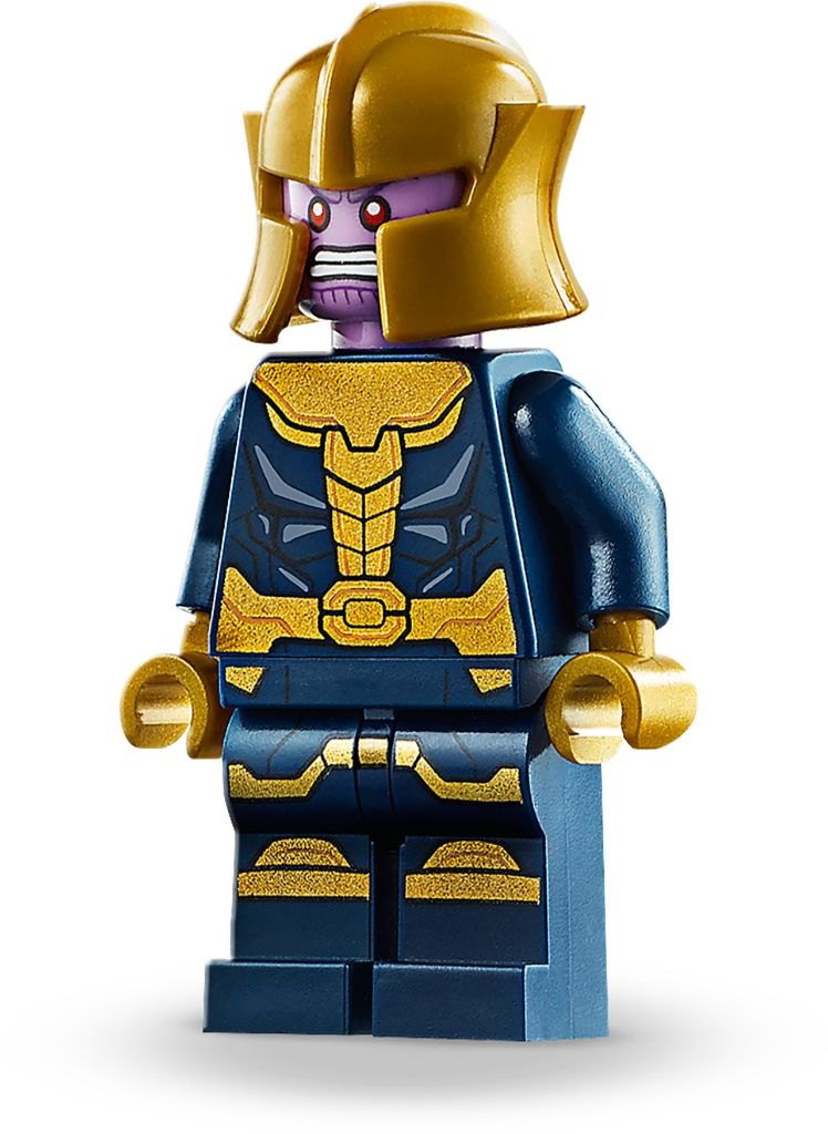 LEGO Marvel 76141 Thanos Mech 6