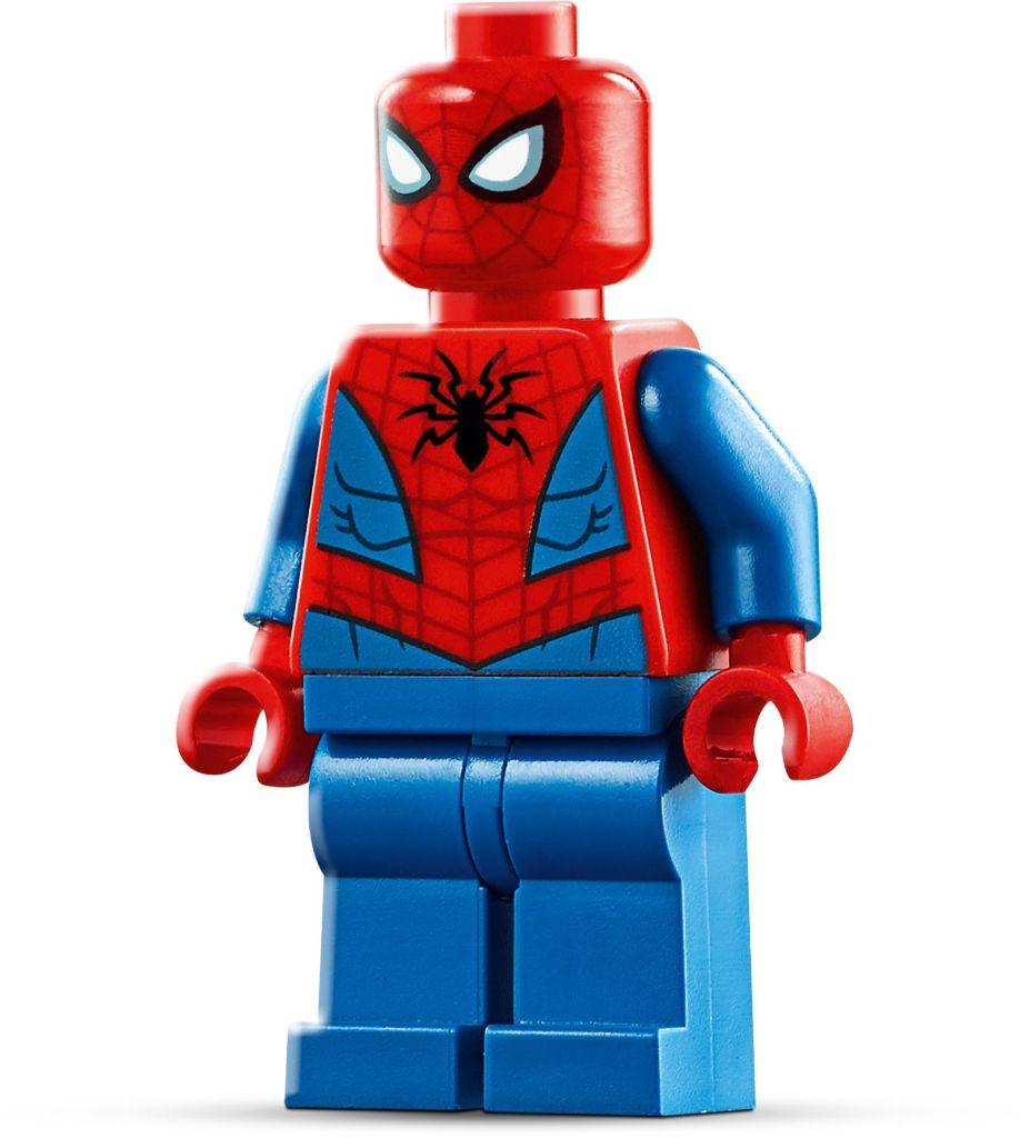 LEGO Marvel 76146 ადამიანი ობობა მექანი 6
