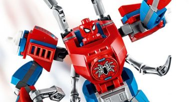 LEGO Marvel 76146 Spider-Man Mech