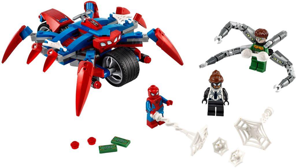 LEGO Marvel 76148 Spider Man vs Doc Ock 1