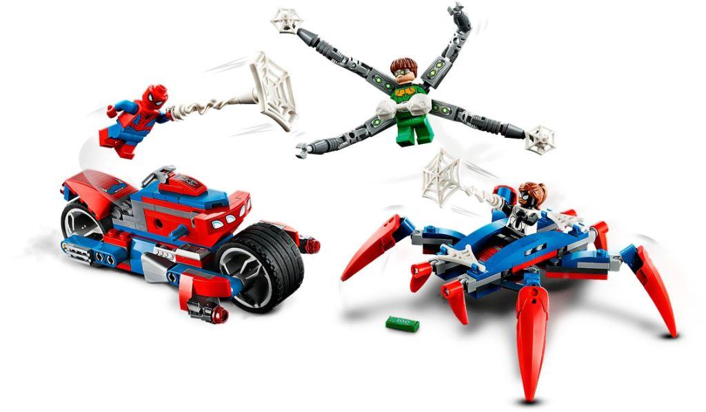 LEGO Marvel 76148 Spider Man vs Doc Ock 4