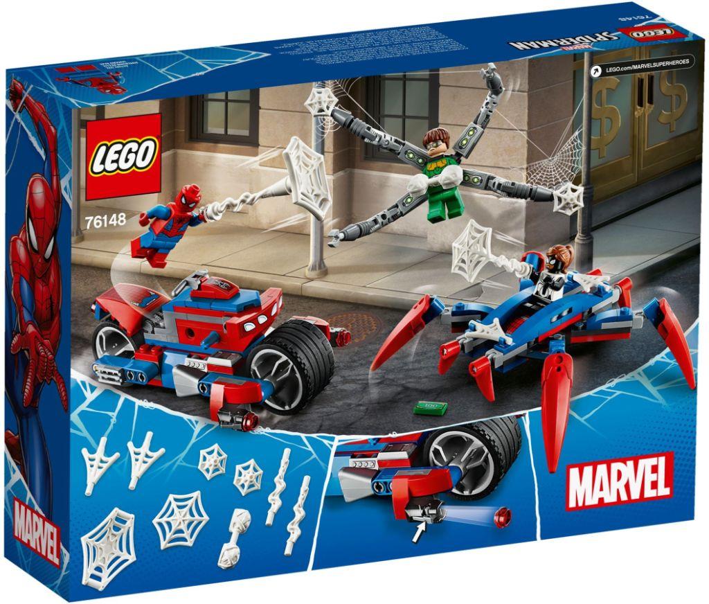 LEGO Marvel 76148 Spider Man vs Doc Ock 5