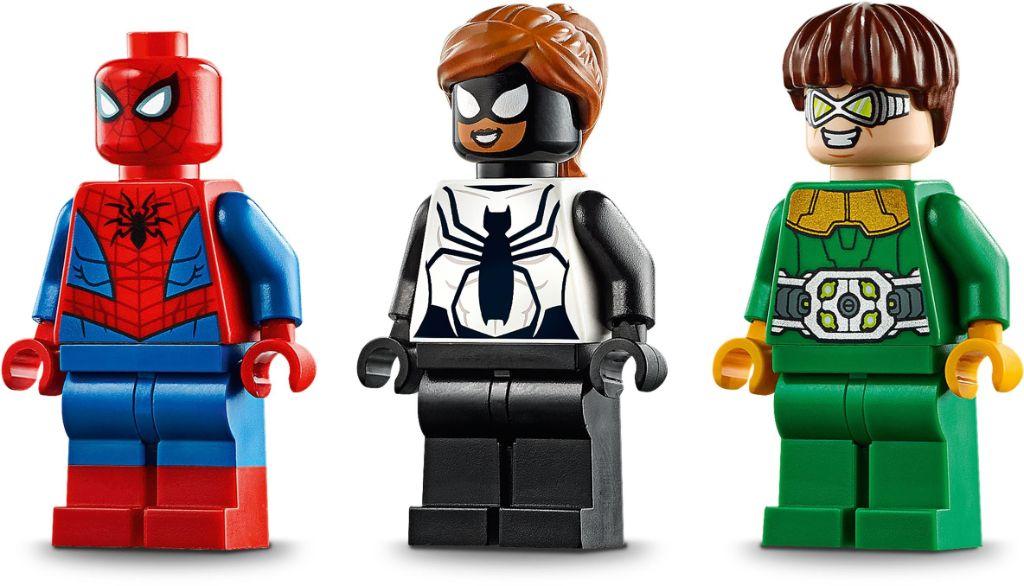 LEGO Marvel 76148 Spider Man vs Doc Ock 6