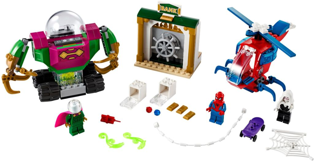 LEGO Marvel 76149 მისტერიოს მუქარა 1