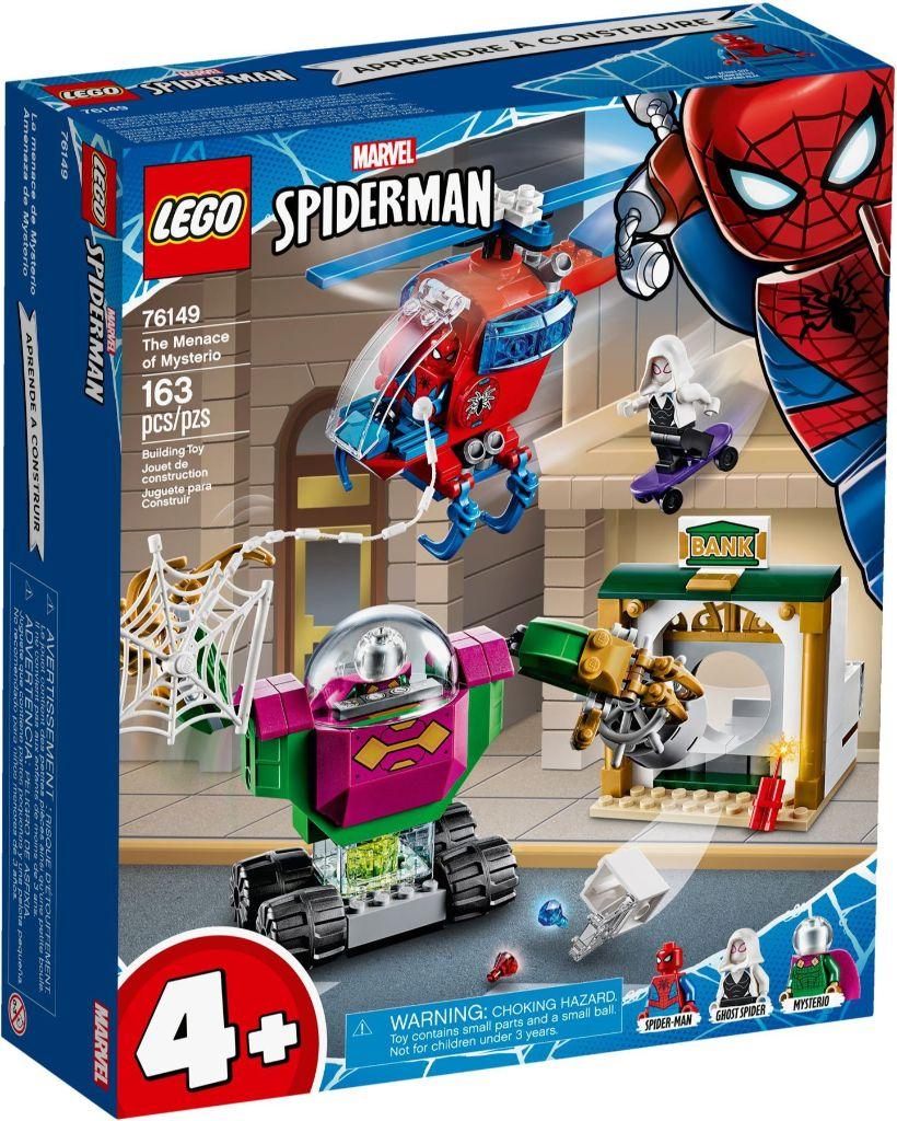 LEGO Marvel 76149 მისტერიოს მუქარა 2