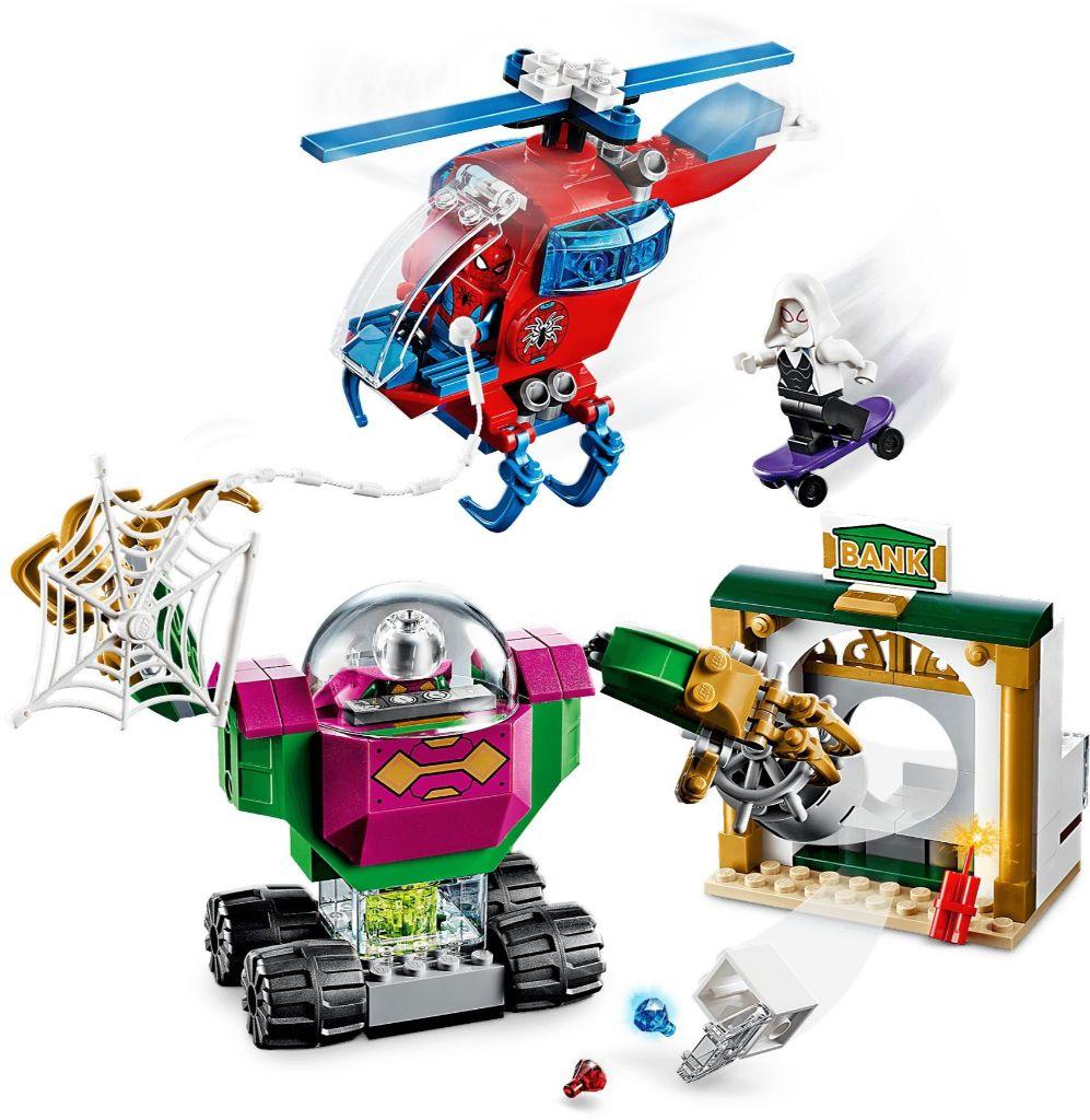 LEGO Marvel 76149 მისტერიოს მუქარა 4