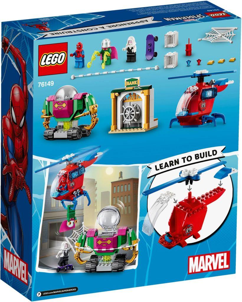 LEGO Marvel 76149 მისტერიოს მუქარა 5