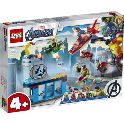Lego Marvel Avengers Summer 2020 Sets Revealed