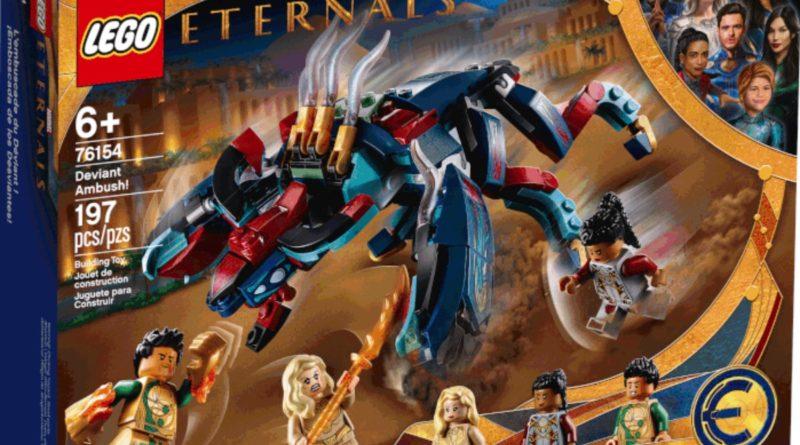 LEGO Marvel 76154 Deviant Ambush