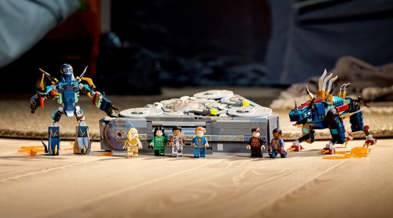 LEGO Marvel 76156 Rise of the Domo featured