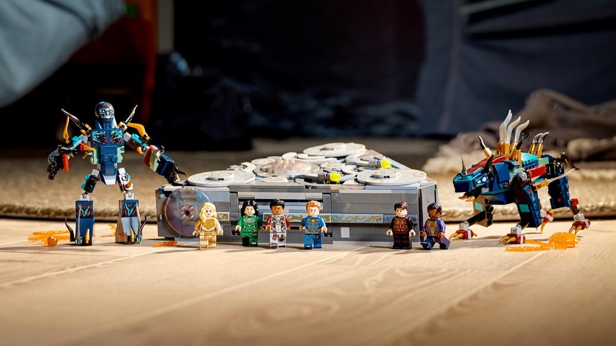 LEGO Marvel 76156 Rise Of The Domo რჩეული