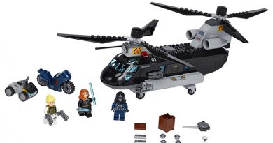 LEGO-Marvel-76162-Black-Widows-Helicopter-Chase