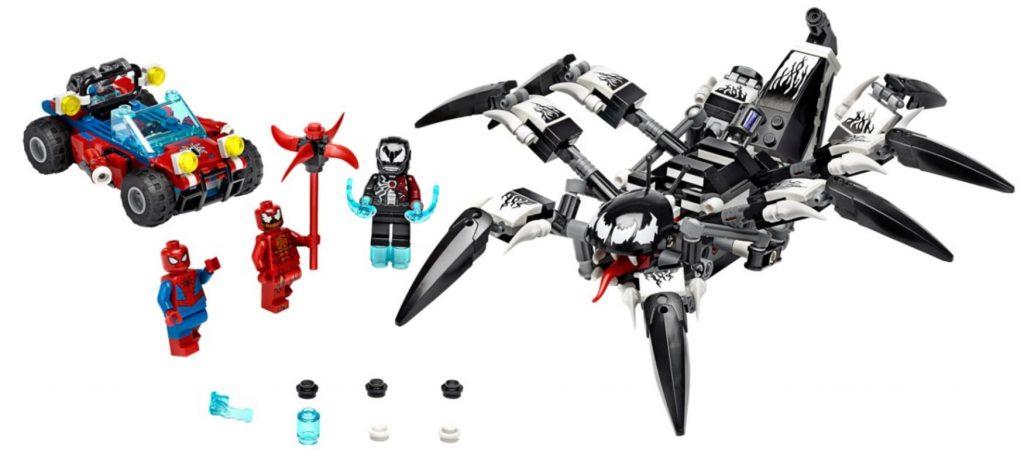 LEGO Marvel 76163 Venom Crawler 1