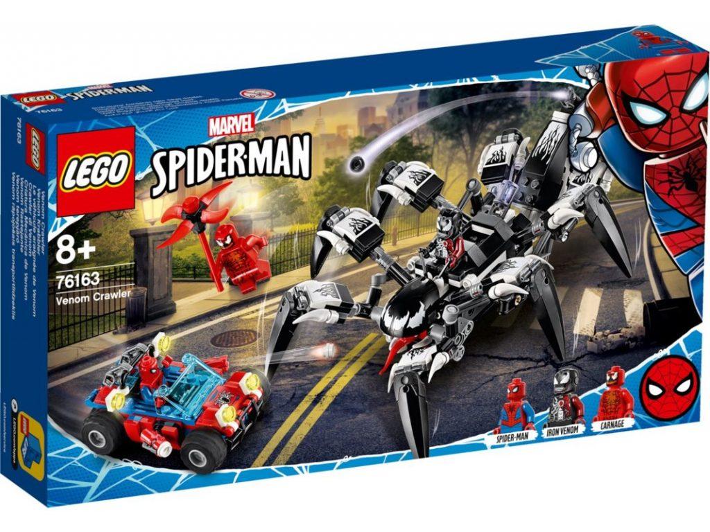 LEGO Marvel 76163 Venom Crawler 2