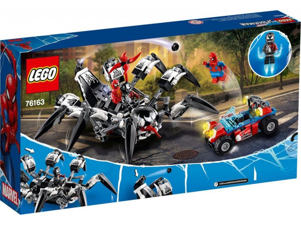 LEGO Marvel 76163 Venom Crawler 3