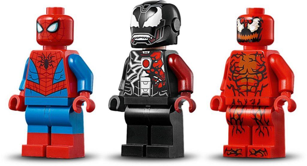 LEGO Marvel 76163 Venom Crawler 4