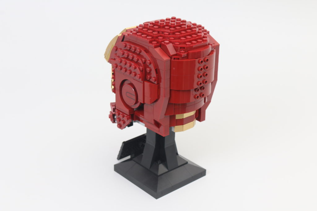 LEGO Marvel 76165 Iron Man Helmet Review 6