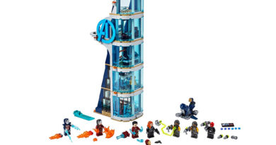 LEGO Marvel 76166 Avengers Tower Battle