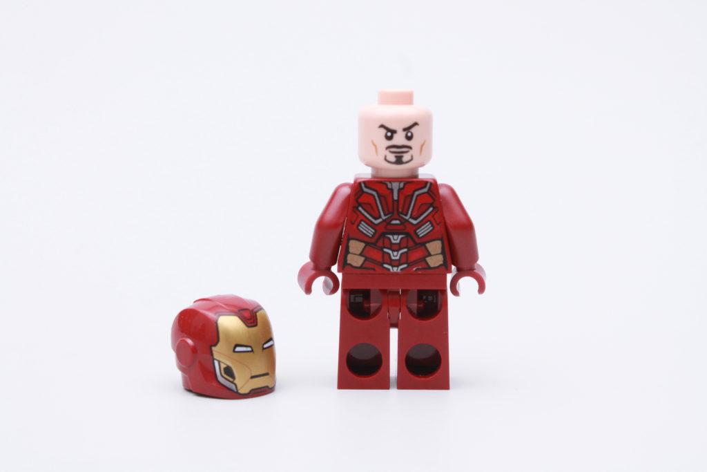 LEGO Marvel 76170 Iron Man Vs. Thanos Review 11