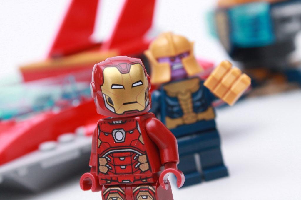 LEGO Marvel 76170 Iron Man Vs. Thanos Review 13