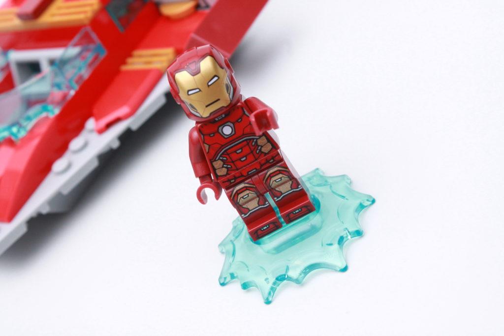 LEGO Marvel 76170 Iron Man Vs. Thanos Review 14