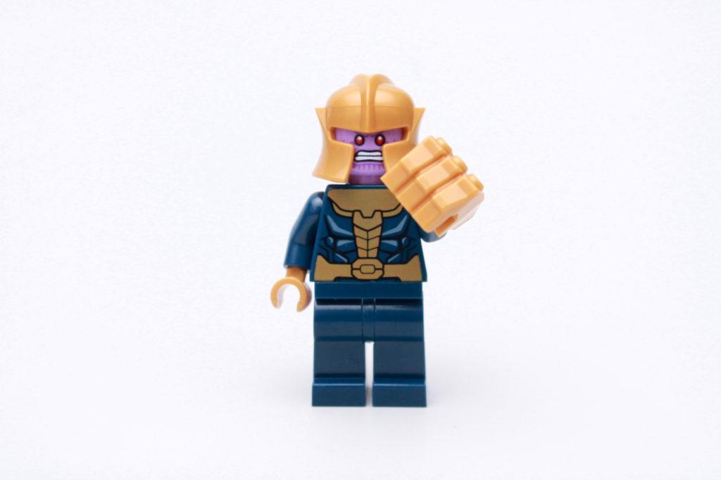 LEGO Marvel 76170 Iron Man Vs. Thanos Review 15