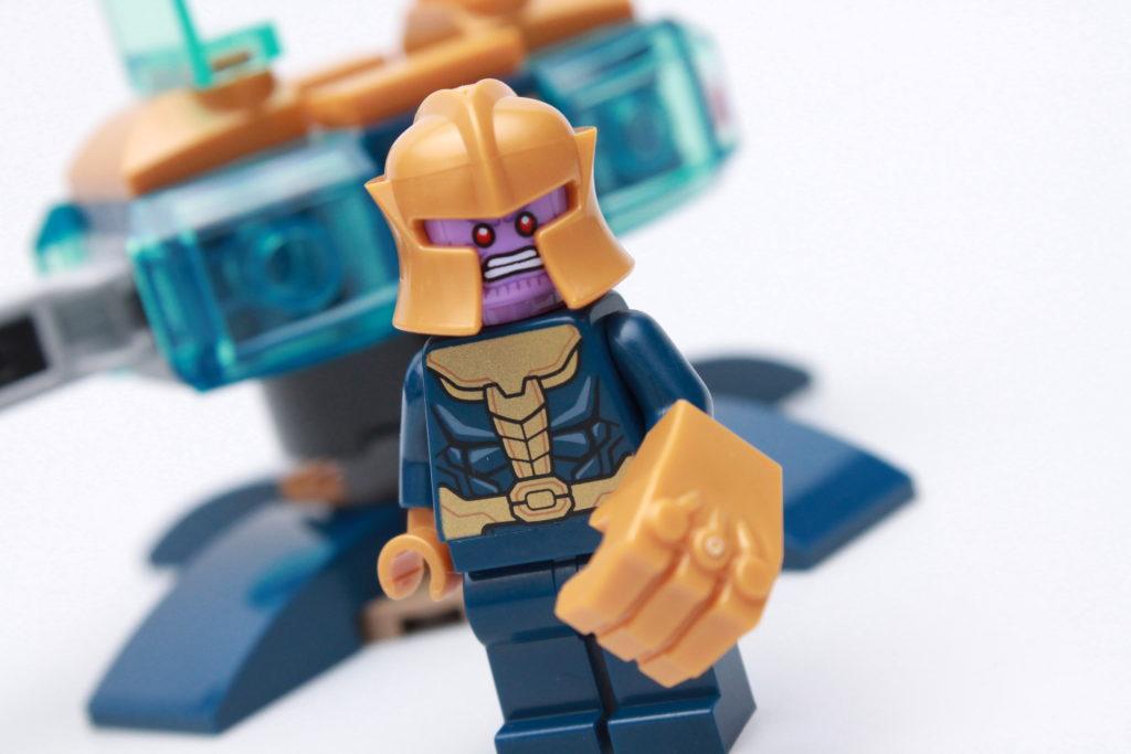 LEGO Marvel 76170 Iron Man Vs. Thanos Review 16