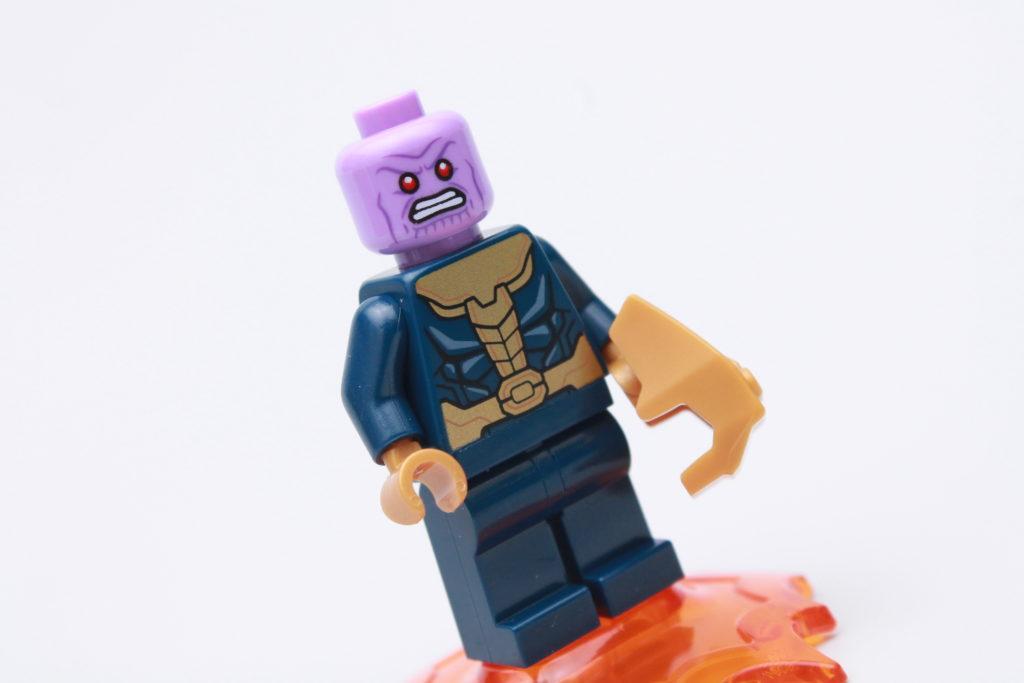 LEGO Marvel 76170 Iron Man Vs. Thanos Review 17