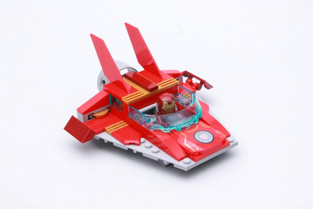 LEGO Marvel 76170 Iron Man Vs. Thanos Review 2