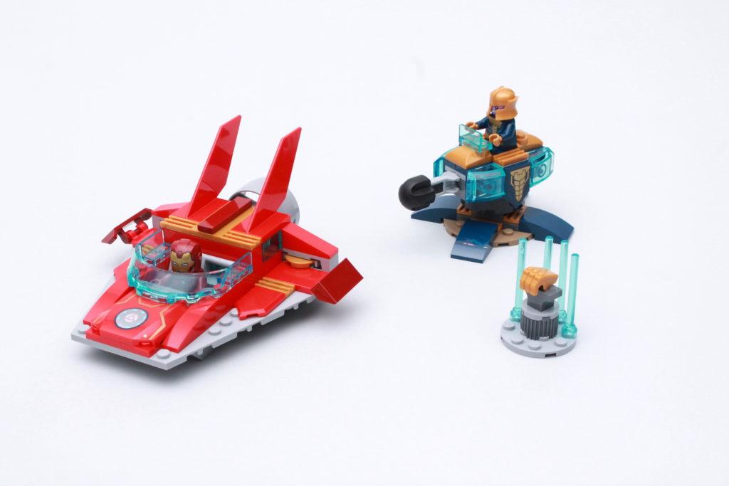 LEGO Marvel 76170 Iron Man Vs. Thanos Review 3