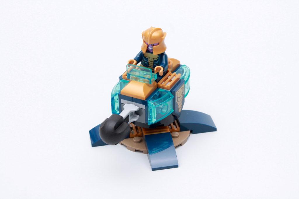 LEGO Marvel 76170 Iron Man Vs. Thanos Review 4