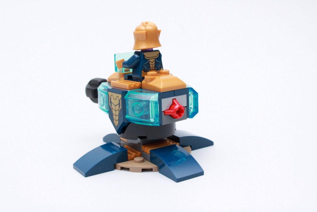 LEGO Marvel 76170 Iron Man Vs. Thanos Review 5