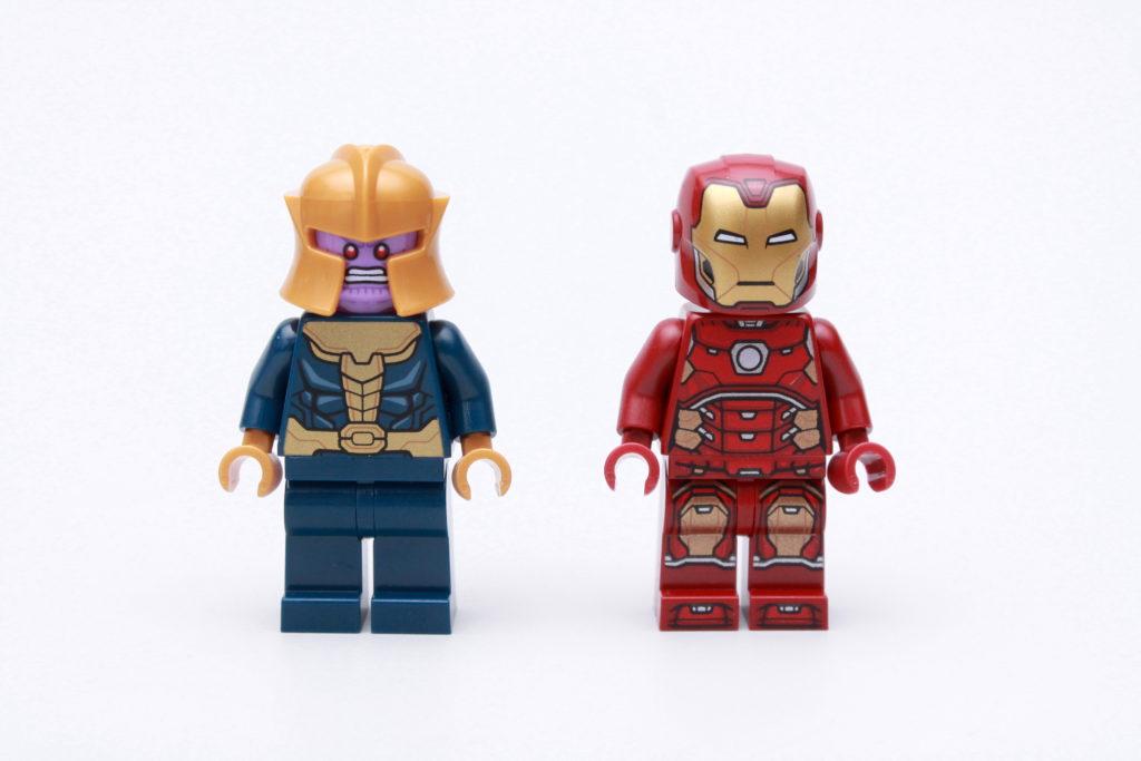 LEGO Marvel 76170 Iron Man Vs. Thanos Review 8