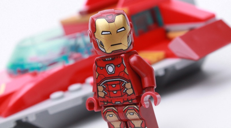 LEGO Marvel 76170 Iron Man Vs. Thanos Review Featured