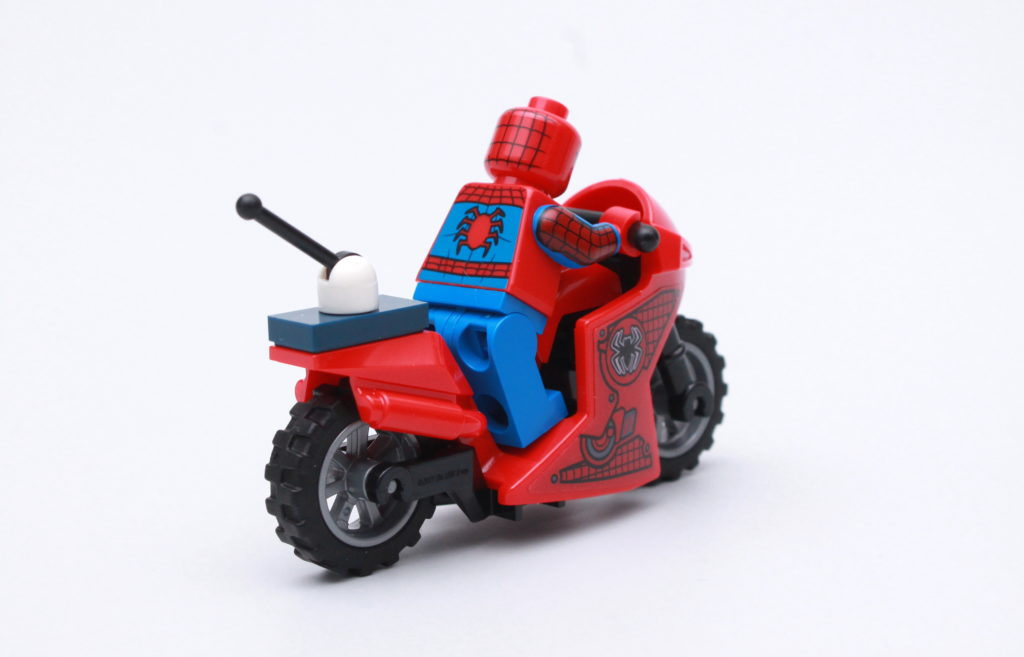 LEGO Marvel 76175 Attack On The Spider Lair Review 20