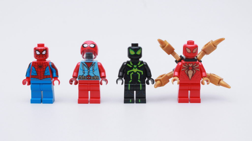 LEGO Marvel 76175 Attack On The Spider Lair Review 21