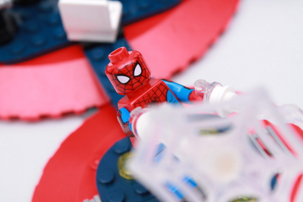 LEGO Marvel 76175 Attack On The Spider Lair Review 30