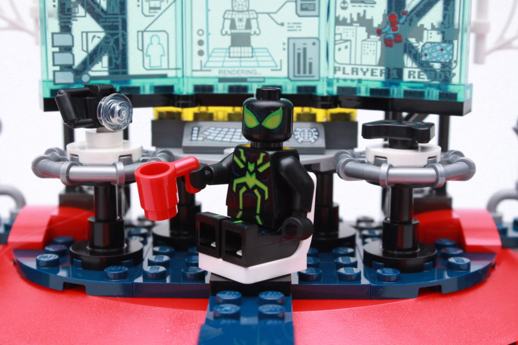 LEGO Marvel 76175 Attack On The Spider Lair Review 31