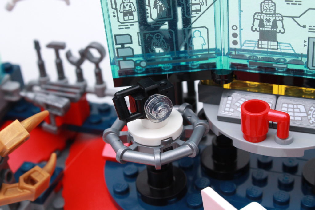 LEGO Marvel 76175 Attack On The Spider Lair Review 8