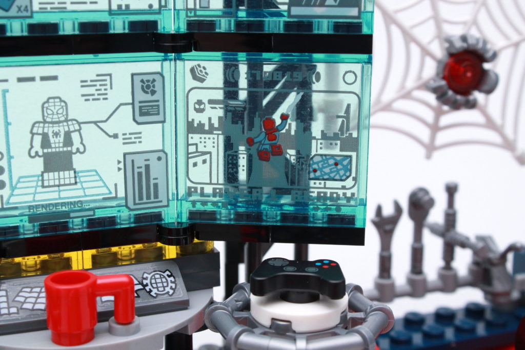 LEGO Marvel 76175 Attack On The Spider Lair Review 9