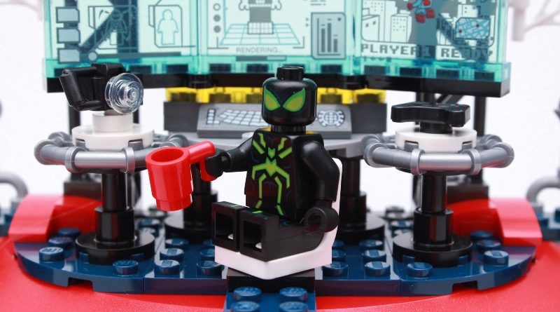 LEGO Marvel 76175 Attack on the Spider Lair review featured