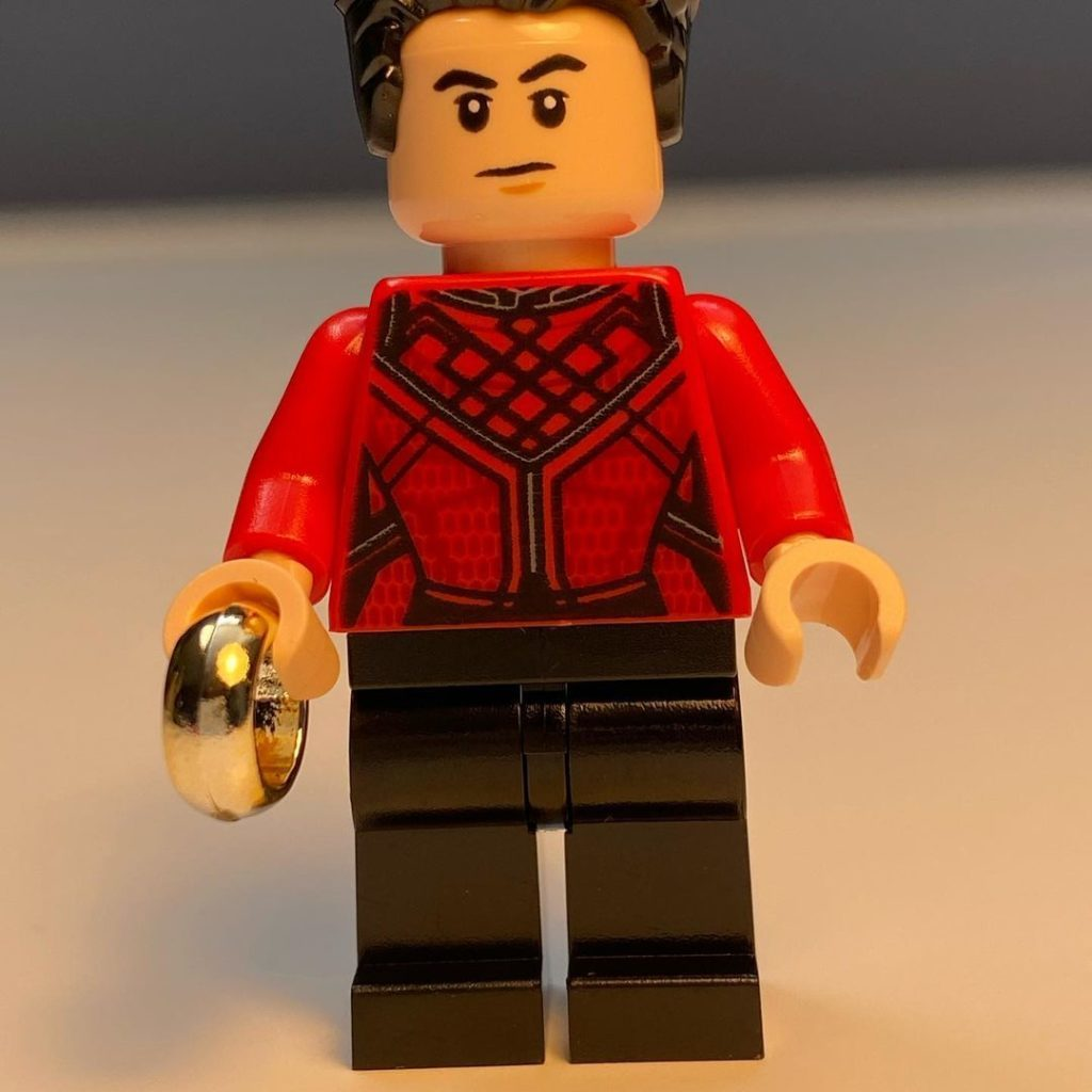 LEGO Marvel 76176 Escape from the Ten Rings spotted 3