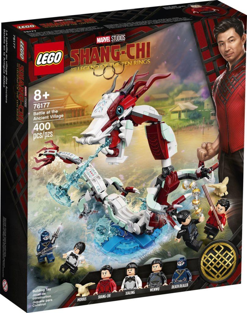 LEGO Marvel 76177 Battle At The Ancient Village 1