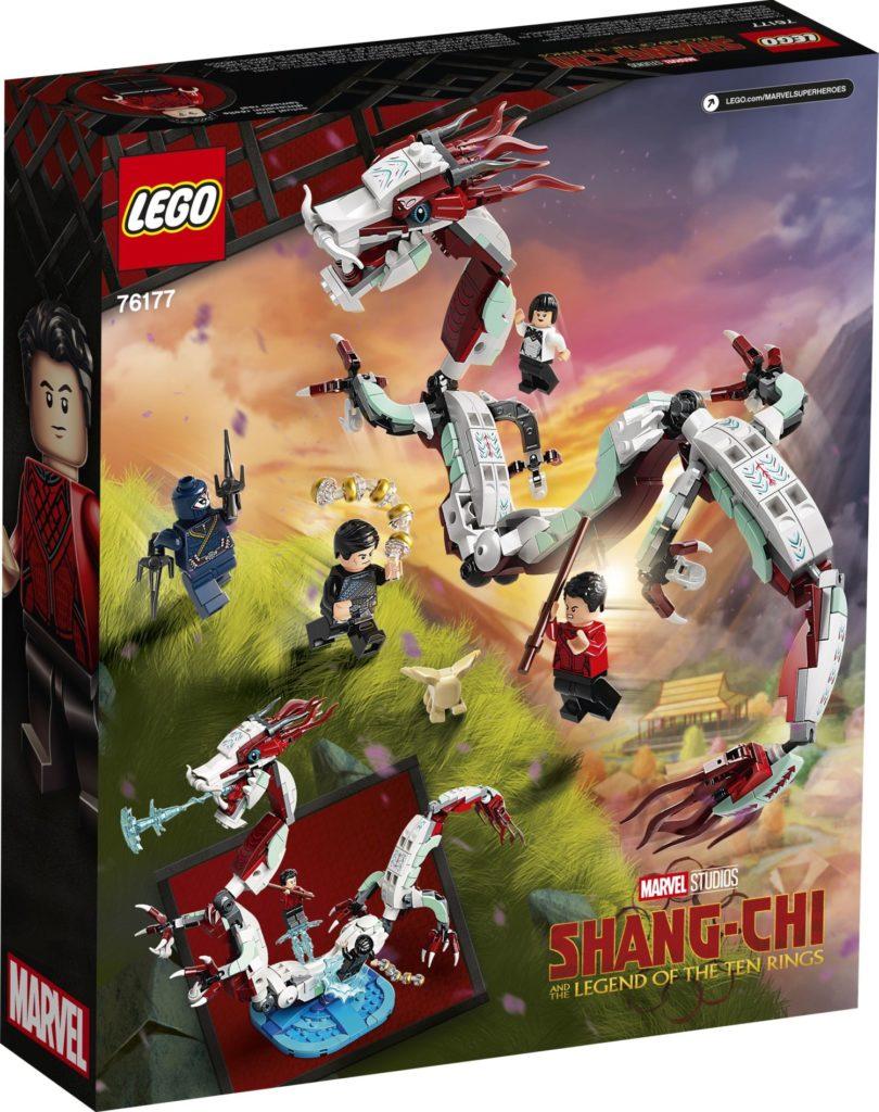 LEGO Marvel 76177 Battle At The Ancient Village 2