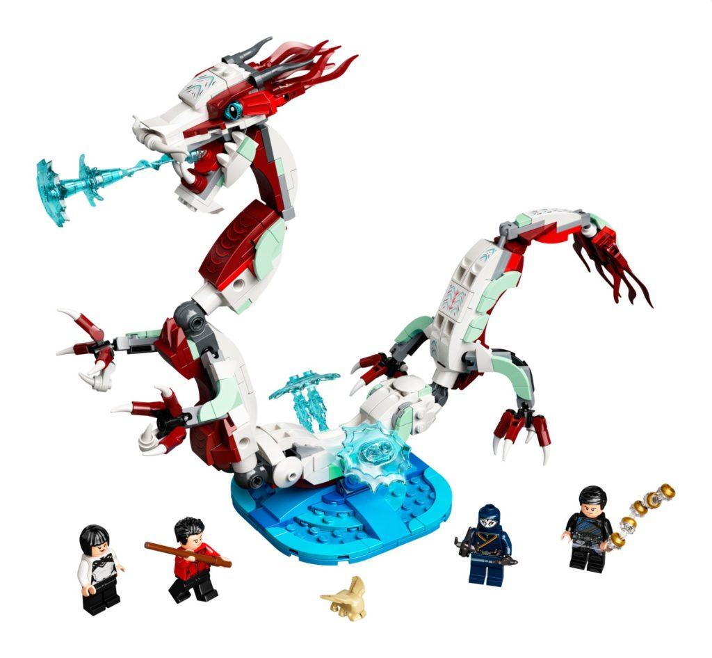 LEGO Marvel 76177 Battle At The Ancient Village 3