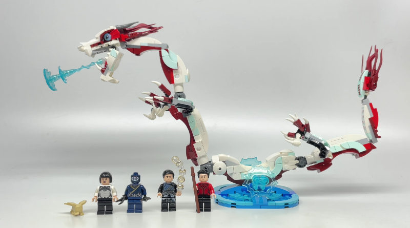LEGO Marvel 76177 Battle At The Ancient Village First Look Featured 800x445