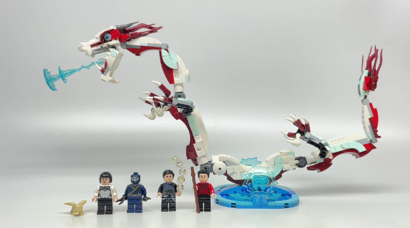 LEGO Marvel 76177 Battle At The Ancient Village First Look Featured
